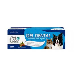 Pasta/Gel Dental Tutti-Frutti 60 gr