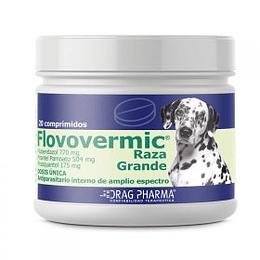 Flovovermic Raza Grande 1 Comprimido