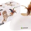 Juguete Gigwi Escondite de Plumas Pet Droid