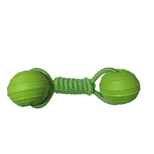 Cuerda Doble Pelota Fluor