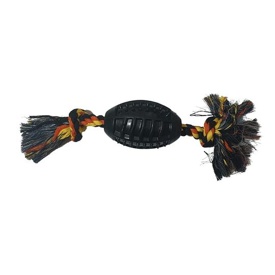 Cuerda Mini Pelota Rugby