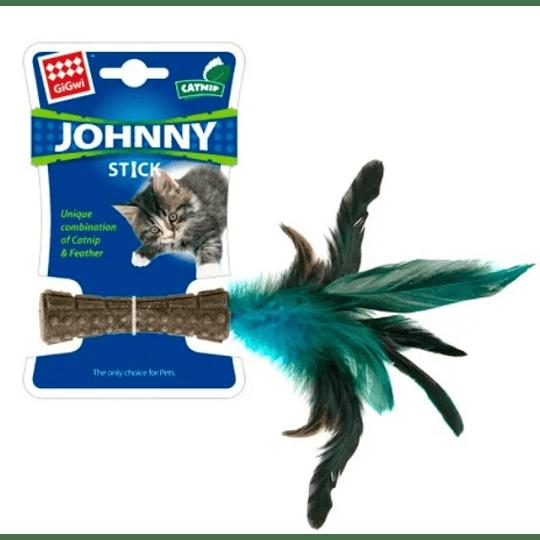 Johnny Stick Pluma Natural