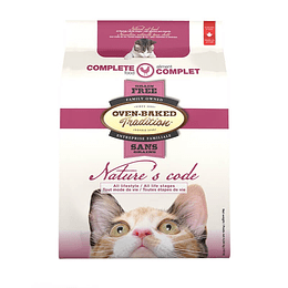 Oven Baked Gatos Natures Code 2,27 Kg