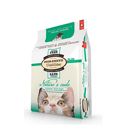 Oven Baked Gatos Natures Code  Urinary 2,27 Kg