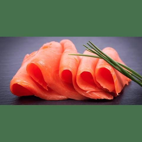 Salmon Ahumado Slice