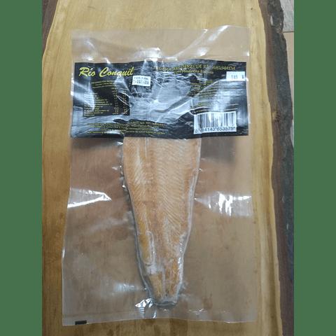 Trucha Filete Ahumado en Caliente