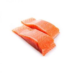 Salmon Porcion Sin Piel