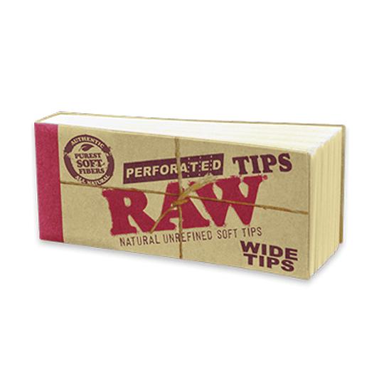 Boquillas/Tips RAW Wide Perforados