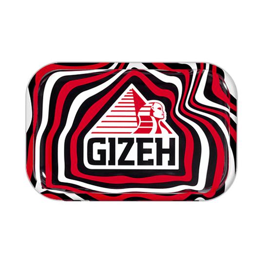 Bandeja Gizeh metálica mediana