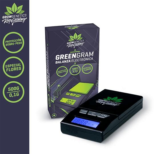 Balanza GreenGram 500
