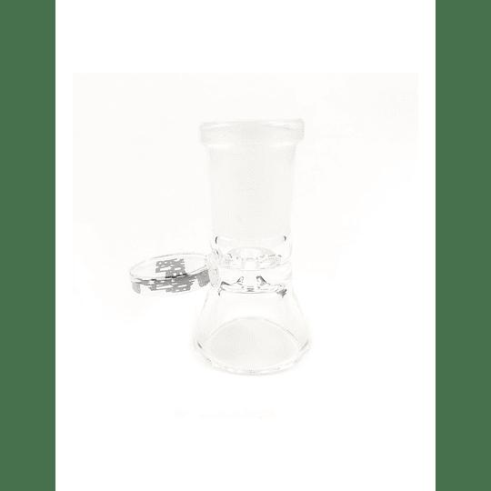 BongLab Clear Quemador hembra 18mm