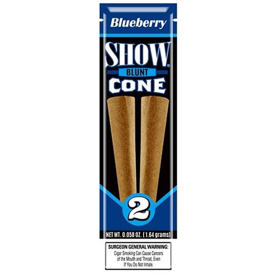 Blunt Show Cone x2