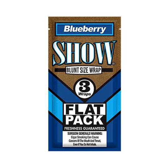 Blunt Show Flat Pack x3