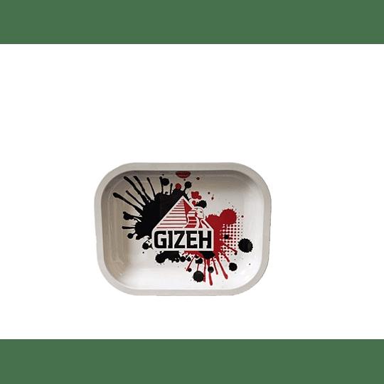 Bandeja Gizeh metálica mini