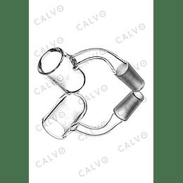 Calvo Glass Banger Pro redondo 14mm