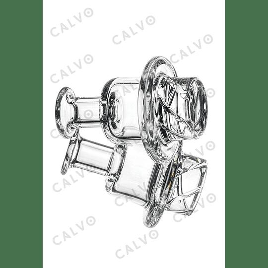 Calvo Glass Cap Direccional