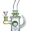 Calvo Glass Rig Cuerno Mediano 22cm