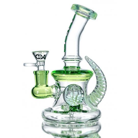 Calvo Glass Rig Cuerno Chico 18cm
