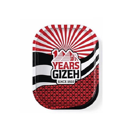 Bandeja Gizeh metálica 100 years - Mini