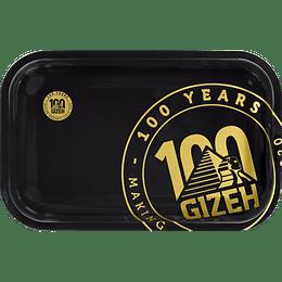 Bandeja Gizeh metálica 100 years - Mediana