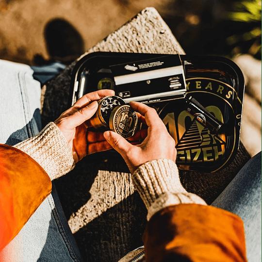 Moledor Gizeh metálico Edición 100 años 50mm