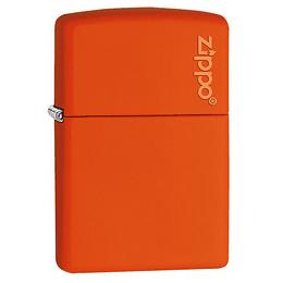 Encendedor Classic Orange Matte Zippo