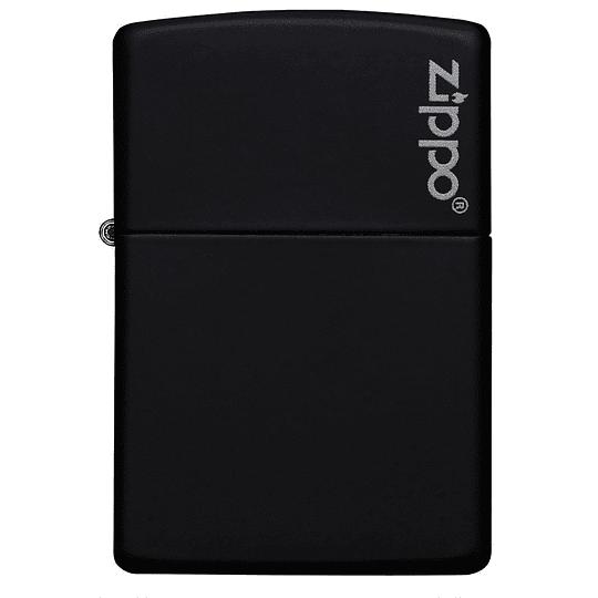Encendedor Classic Black Matte Zippo