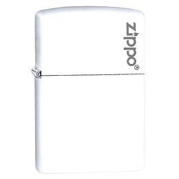 Encendedor Classic White Matte Zippo