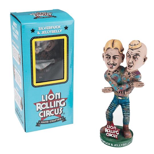 LRC SilverFuck & Jellybelly Bobblehead - Figura de colección