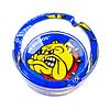 Cenicero Bulldog de vidrio - Color V2
