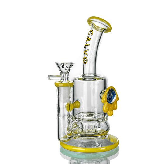 Calvo Glass Mini Implosión 17cm  - Diferentes colores