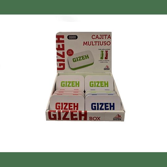 Cajita Metálica Gizeh Multiuso