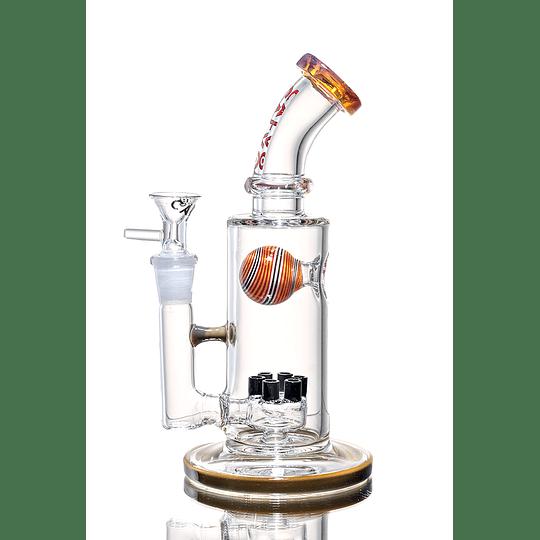 Calvo Glass Rig Splash Guard 21cm - Diferentes Colores