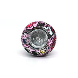 Quemador Silicona 14 - 18mm Bowl Pyrex