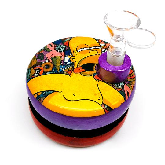 Bukket Homero Pálida