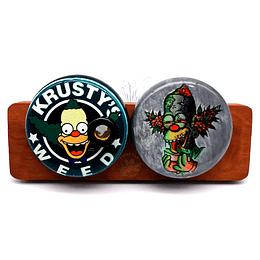 Bukket Krusty Weed