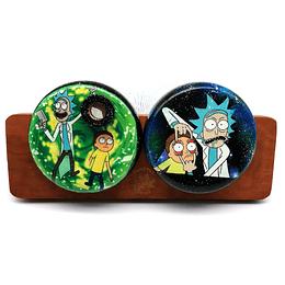 Bukket Rick & Morty Crazy Dimensions