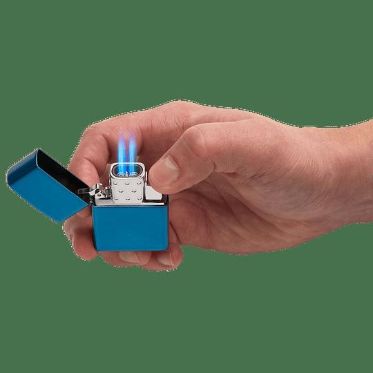 Inserto a gas doble llama Zippo