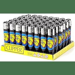 Encendedor Clipper The Bulldog Amsterdam