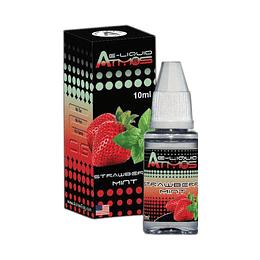 Atmos 10ml E-Liquid  - Strawberry Mint