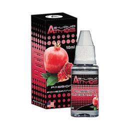 Atmos 10ml E-Liquid  - Passion Pomegranate