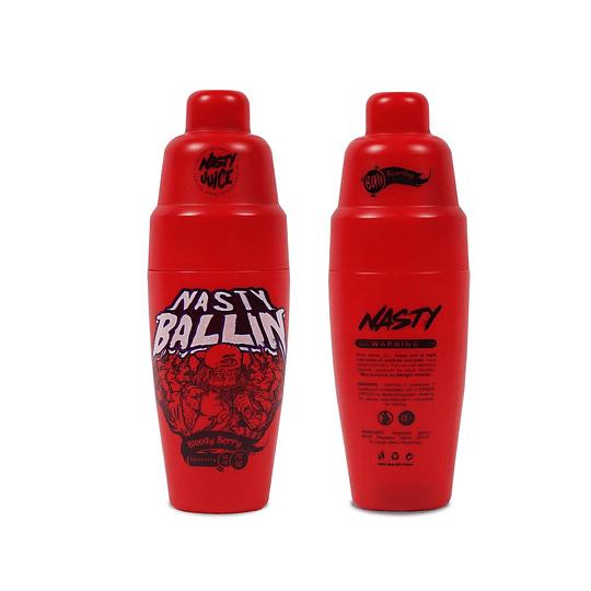 Nasty Juice 60ml - Bloody Berry 0mg