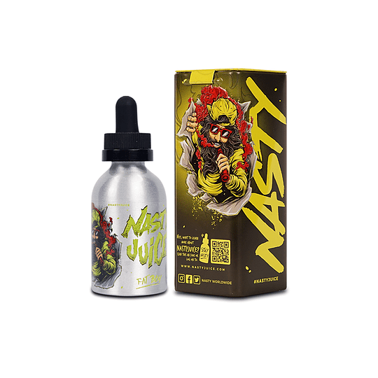 Nasty Juice 60ml - Fat Boy
