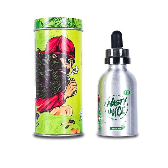 Nasty Juice Green Apple 60ml - Manzana Verde