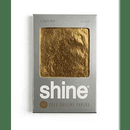Shine® 24k Pack 2 papeles
