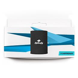 Sploofy Filtro de repuesto 3uds. - Cartridge replacement