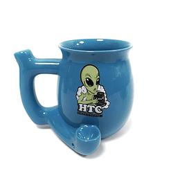 Taza Pipa Alien