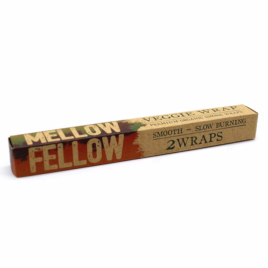Mellow Fellow Wrap - Veggie