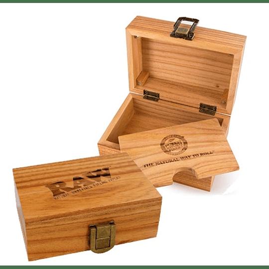 Caja de Madera RAW - RAW BOX