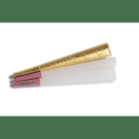 Shine® 24K Cono de Oro King Size + 2 Conos Blaze hemp